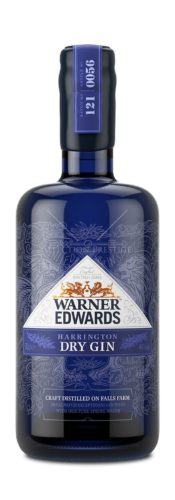 Harringtons Gin, Warner Edwards, Northamptonshire, UK