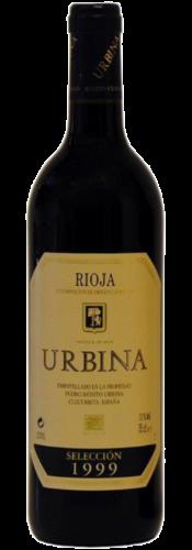 Rioja Seleccion 1999 – Bodegas Urbina