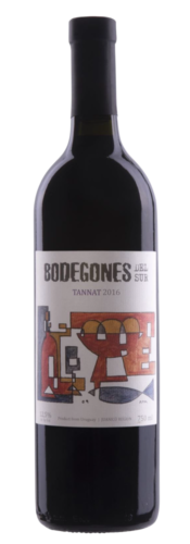 Bodegones Del Sur Tannat Vineyard Select 2016