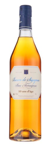 Baron de Sigognac 10 Ans Bas Armagnac – OUT OF STOCK