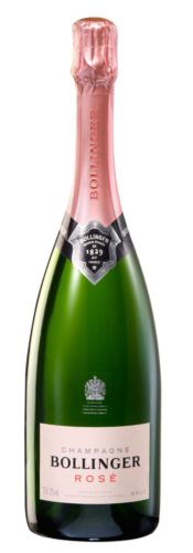 Bollinger Rosé NV (Half Bottle)