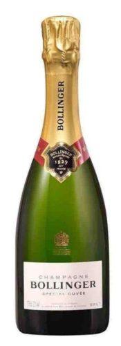 Champagne Bollinger – Special Cuvée Brut NV (Half Bottle)