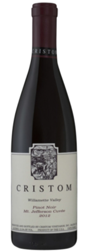 Pinot Noir 'Mount Jefferson' 2016/17
