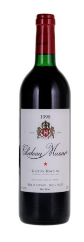Château Musar 1998 OUT OF STOCK