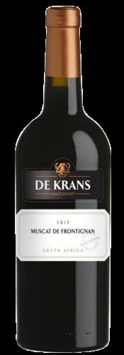 Muscat de Frontignan 2016 – De Krans