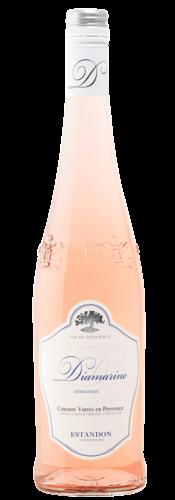 Coteaux Varois en Provence Rose Diamarine 2019 – Estandon