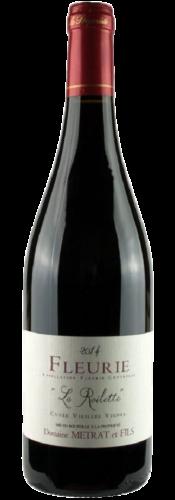 Fleurie, La Roilette, Vieilles Vignes 2018