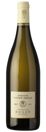 Rully Blanc 1er Cru 'Les Cloux' 2015 – OUT OF STOCK