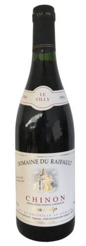 Chinon 'Le Villy' 1989