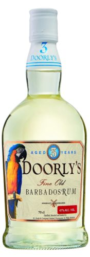 Doorly's White 3 Year Old Rum (out of stock)