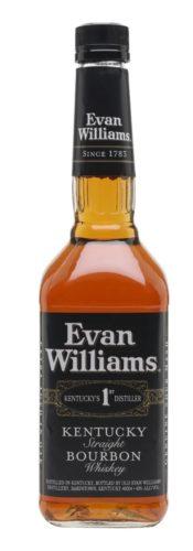 Evan Williams Extra Aged, Kentucky Bourbon, USA