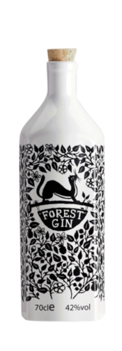 Forest Distillery, London Dry Gin (Ceramic Bottle)