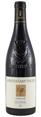 Gigondas, La Bastide