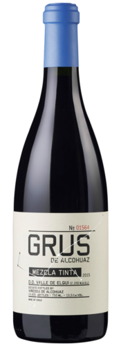 Grus de Alcohuaz 2016 – Vinedos de Alcohuaz – OFFER