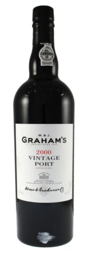 Graham's 2000 Vintage Port (37.5cl)