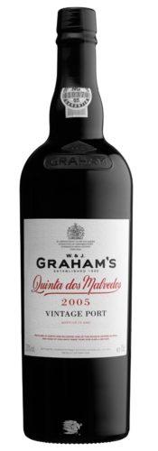 Graham's Quinta dos Malvedos Vintage Port 2006 (37.5cl)