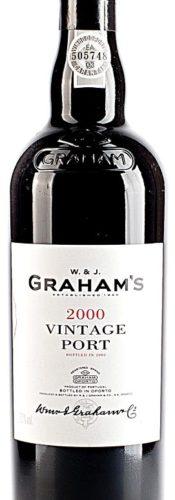 Graham's 2000 Vintage Port