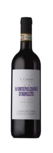 Montepulciano d'Abruzzo 2018/19 – Il Caggio