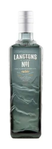Langtons Gin, Lake District, UK