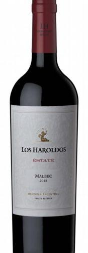 Malbec Estate 2018 – Los Haroldos