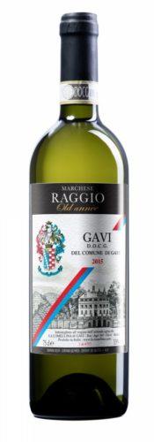 """Gavi del Comune di Gavi Raggio """"Old Annee"""" DOCG 2015"""