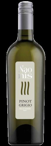 Pinot Grigio 2018/20 – Naonis