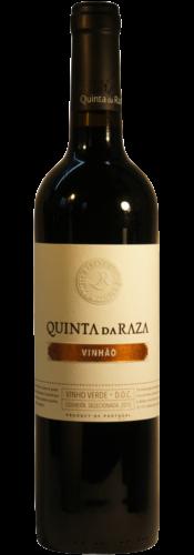 Vinho Verde Tinto Vinhão 2018 – Quinta da Raza