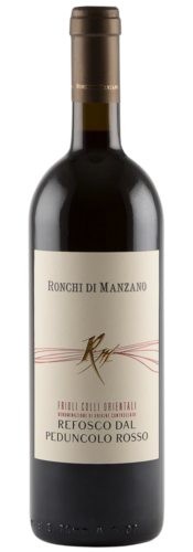 Refosco dal Peduncolo 2016 – Ronchi di Manzano