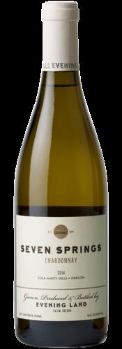 Seven Springs Chardonnay 2016