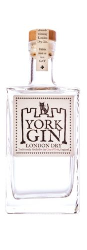 York Gin, London Dry Gin
