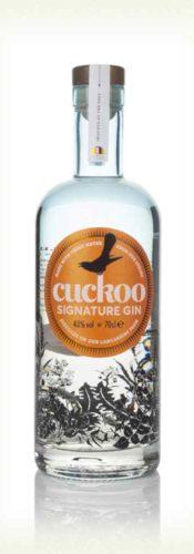 Brindle Distillery, Cuckoo Gin