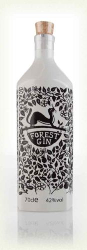 Forest Gin, Macclesfield Forest, Cheshire Peak District, UK (Ceramic Bottle)