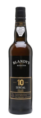 10 Year Old Sercial – Blandy's (50cl)