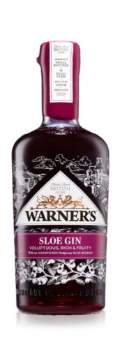 Warner's Distillery, Sloe Gin – OUT OF STOCK