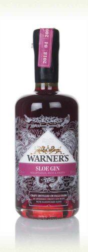 Sloe Gin, Warner Edwards, Northamptonshire, UK