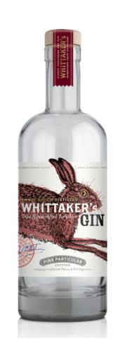 Whittaker's Distillery, 'Pink Particular' Gin