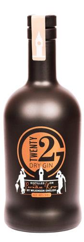 Gin Twenty2, Darlington, UK – OUT OF STOCK