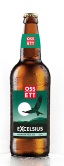 8 x 500ml Excelsius – Ossett Brewery – OUT OF STOCK