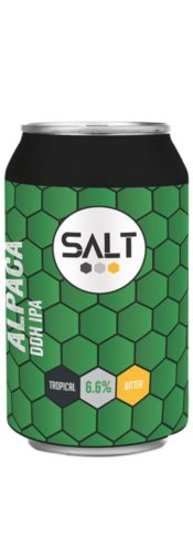 Salt – Alpaca DDH IPA – CASE – OUT OF STOCK