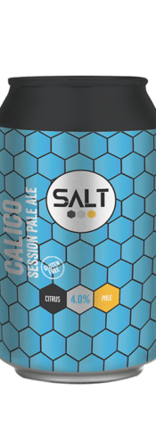 12 x 330ml Calico Gluten Free Pale Ale – Salt