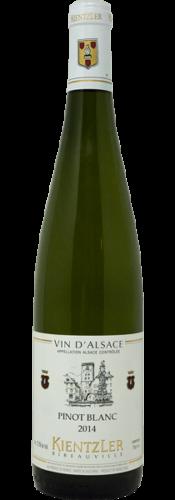 Pinot Blanc 2014, Kientzler, Alsace – OFFER