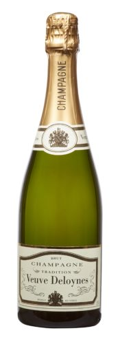 Champagne Veuve Deloynes – Tradition Brut NV – OUT OF STOCK