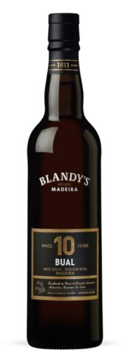 Bual 10 Year Old – Blandy's (50cl)