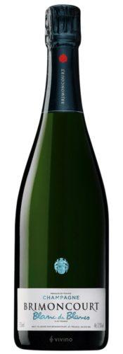 Champagne Brimoncourt – Blanc de Blancs Brut NV – (BIN END OFFER)