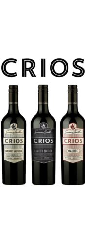 Crios Wine Case Offer