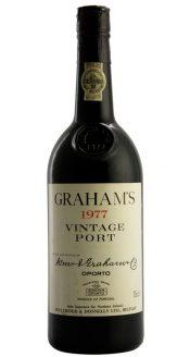 Graham's Vintage Port 1977