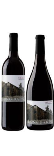 Long Barn Pinot Noir & Zinfandel Case Offer