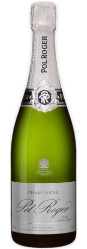 Champagne Pol Roger – Pure Extra Brut NV