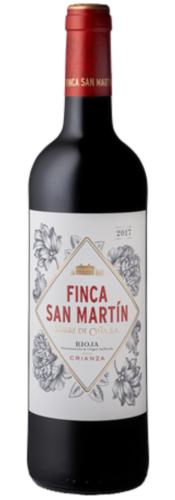Rioja Crianza Finca San Martín 2017 – Torre de Oña