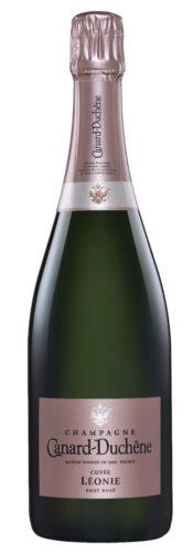 Champagne Canard-Duchêne – Cuvée Léonie Rosé Brut NV